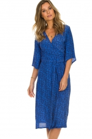 BEACHGOLD |  Dress Eliza | blue  | Picture 4