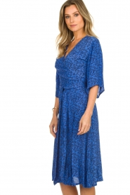 BEACHGOLD |  Dress Eliza | blue  | Picture 5