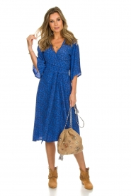 BEACHGOLD |  Dress Eliza | blue  | Picture 3
