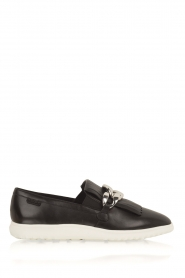 What For | Loafers Daisy | Zwart  | Afbeelding 1