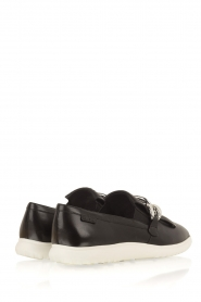 What For | Loafers Daisy | Zwart  | Afbeelding 4