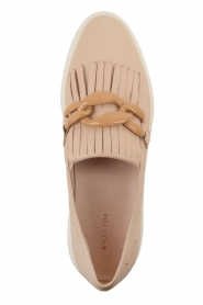 What For | Loafers Daisy | Nude  | Afbeelding 5
