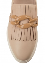 What For | Loafers Daisy | Nude  | Afbeelding 6