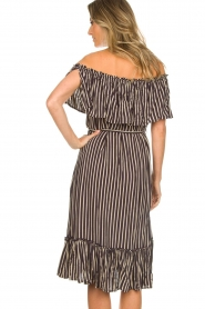 BEACHGOLD |  Dress Parimidi | brown  | Picture 6
