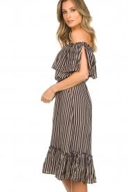 BEACHGOLD |  Dress Parimidi | brown  | Picture 5