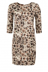 DAY Birger et Mikkelsen |  Dress Mohani | brown  | Picture 1