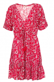 BEACHGOLD |  Dress Betty | red  | Picture 1