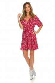 BEACHGOLD |  Dress Betty | red  | Picture 3
