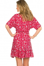 BEACHGOLD |  Dress Betty | red  | Picture 6