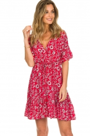 BEACHGOLD |  Dress Betty | red  | Picture 4