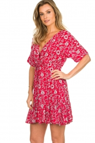 BEACHGOLD |  Dress Betty | red  | Picture 5