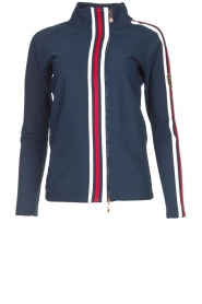 Par 69 |  Golf jacket Borg | blue  | Picture 1