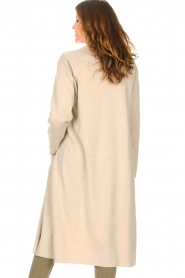 Knit-ted |  Long cardigan Liv | beige  | Picture 6