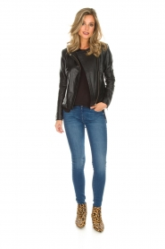 7 For All Mankind | Skinny jeans Pacific | Blauw  | Afbeelding 3