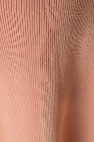 NIKKIE | V-hals jurk Ventura | roze  | Afbeelding 6