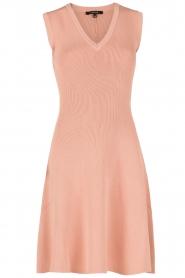 NIKKIE | V-hals jurk Ventura | roze  | Afbeelding 1