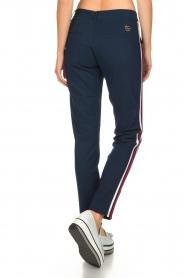 Par 69 |  Golf trousers with sporty stripes Bucci | Blue  | Picture 5