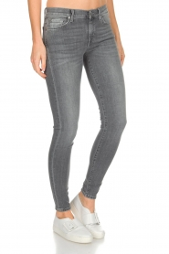 7 For All Mankind |  Super skinny stretch jeans Amelia | grey  | Picture 3