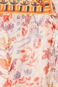 Antik Batik | Top Samsa | roze  | Afbeelding 6