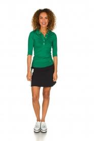 Par 69 |  Golf skirt Blair | black  | Picture 3
