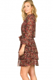 Set :  Floral dress Annyck | red - img6