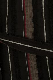 Antik Batik | Jurk Ael | zwart  | Afbeelding 6