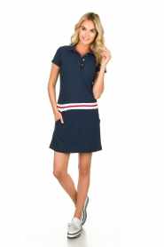Par 69 |  Golf dress Beauty | blue  | Picture 3
