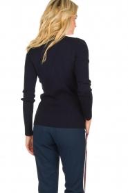 Par 69 |  Golf pullover Belle | blue  | Picture 5