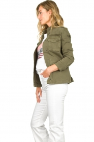Set |  Military jacket Aivy | green  | Picture 5