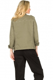Set |  Military jacket Aivy | green  | Picture 6