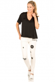 Skinny jeans Boston length 32 | white
