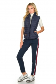 Par 69 |  Bodywarmer Mila | blue  | Picture 3