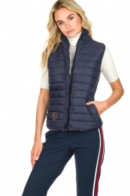 Par 69 |  Bodywarmer Mila | blue  | Picture 2