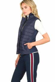 Par 69 |  Bodywarmer Mila | blue  | Picture 4
