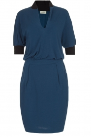 By Malene Birger |  Tailored dress Shumba | dark blue  | Picture 1