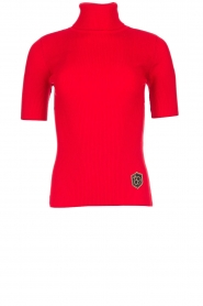 Par 69 |  Golf turtleneck top Body | red  | Picture 1