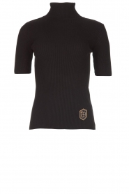 Par 69 |  Golf turtleneck top Body | black  | Picture 1