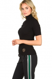 Par 69 |  Golf turtleneck top Body | black  | Picture 4