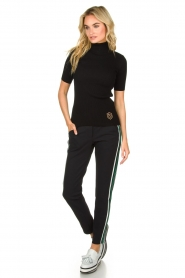 Par 69 |  Golf turtleneck top Body | black  | Picture 3