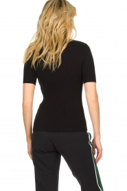Par 69 |  Golf turtleneck top Body | black  | Picture 5