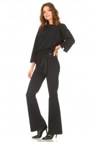 D-ETOILES CASIOPE |  Travelwear jumpsuit Blossom | black  | Picture 5