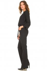 D-ETOILES CASIOPE |  Travelwear jumpsuit Blossom | black  | Picture 6
