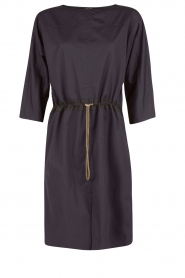 Tara Jarmon |  Tunic dress Leoni | blue  | Picture 1