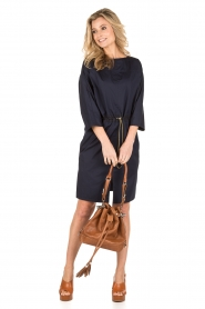 Tara Jarmon |  Tunic dress Leoni | blue  | Picture 3
