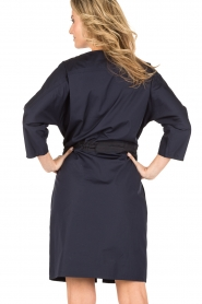 Tara Jarmon |  Tunic dress Leoni | blue  | Picture 5