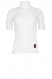 Par 69 |  Golf turtleneck top Body | white  | Picture 1