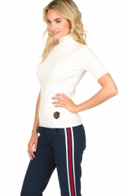 Par 69 |  Golf turtleneck top Body | white  | Picture 4
