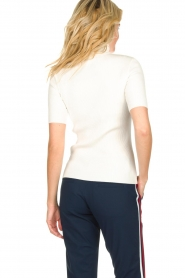 Par 69 |  Golf turtleneck top Body | white  | Picture 5