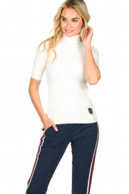 Par 69 |  Golf turtleneck top Body | white  | Picture 2