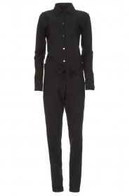 D-ETOILES CASIOPE |  Travelwear jumpsuit Bailey | black  | Picture 1
